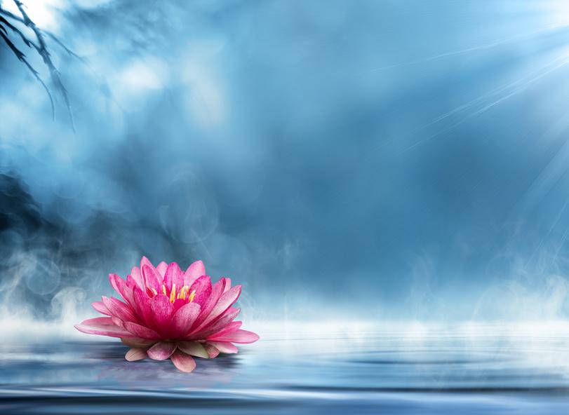 Glück entsteht aus Entspannung. Nie aus den Umständen ….