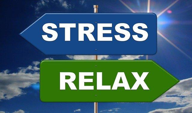Stress vs. Relax